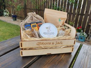 Gibbons and Jack Mini Hamper Competition