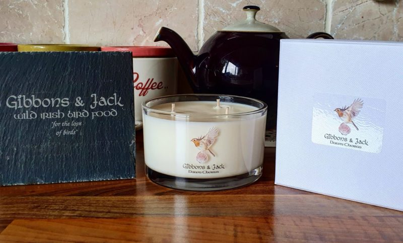 Gibbons and Jack Candle